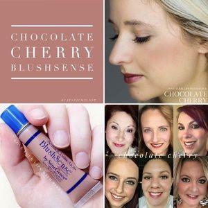 Chocolate Cherry blushsense